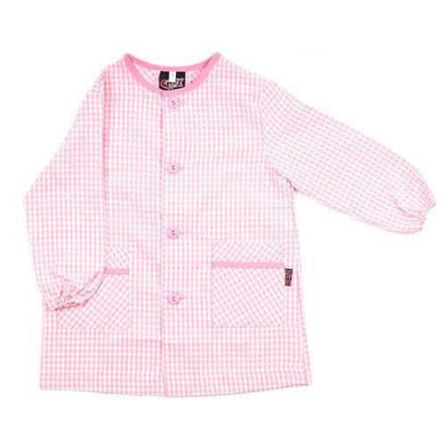 Bata colegio rosa