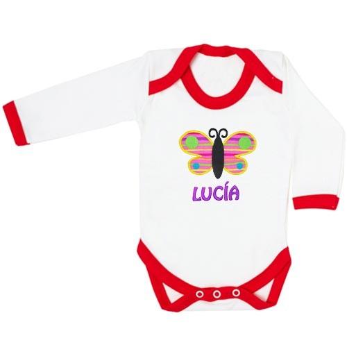 Body para bebé personalizado