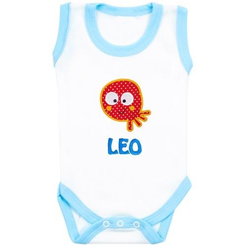 Body personalizado para bebés