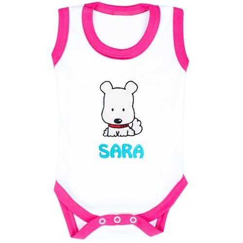 Body personalizado de recién nacido