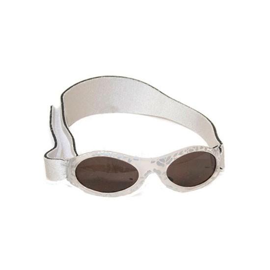 Gafas de sol para bebés plateadas