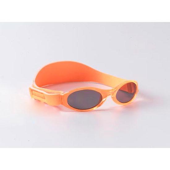 Gafas de sol para bebés babybanz naranja