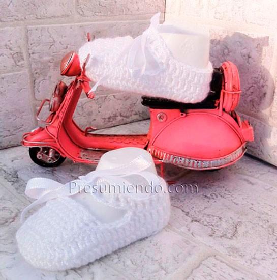 Zapatos de ceremonia para bebé