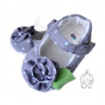 Zapatos para bebé lila