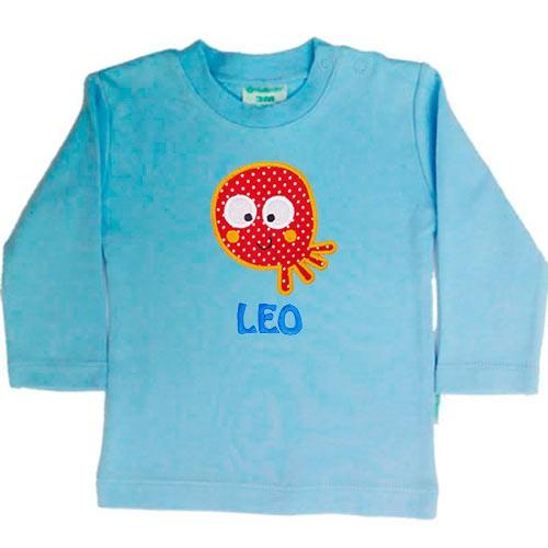 Camiseta de bebé personalizada