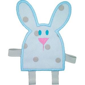 Diseño bordado Conejo 3D