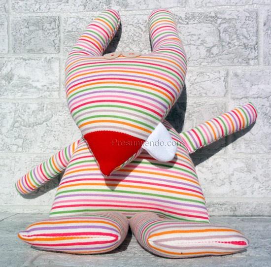 Sopa de Príncipe Conejo Multicolor