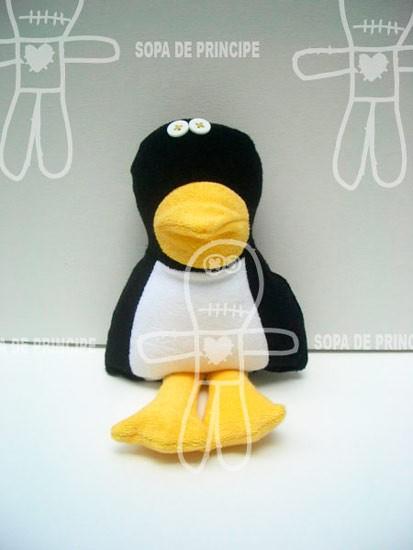 Sopa de Príncipe Pinguïno