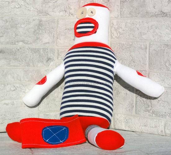 Sopa de Príncipe Robot con cinturón