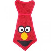 Diseño bordado Corbata Elmo