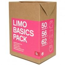 Pack Limobasics fucsia personalizado