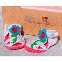 Sandalias originales para bebé