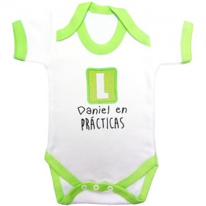 Body para bebé En Prácticas